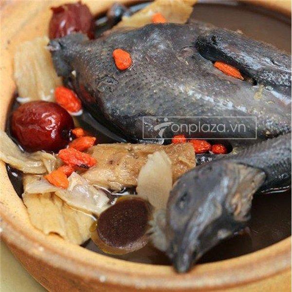 Món cháo từ nhung hươu kết hợp với gà luôn bổ dưỡng