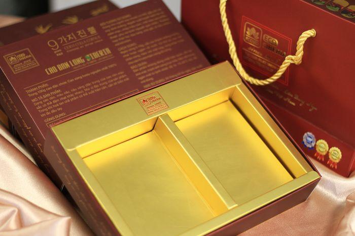Cao ban long hộp quà tặng 6