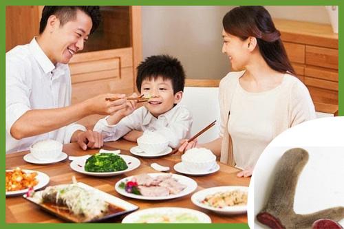 Nhung hươu mang lại cảm giác ngon miệng cho trẻ biếng ăn